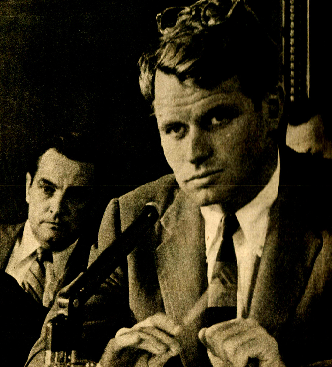 Robert F. Kennedy Discusses Refugees, Civil Rights and Crime – 1963 – Past Daily Reference Room