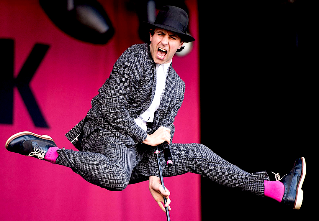 Maximo Park In Concert – 2005 – Past Daily Soundbooth