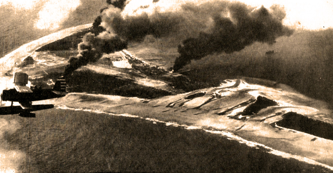 February 22, 1942 – View From The Pacific – Fighting In Dutch East Indies