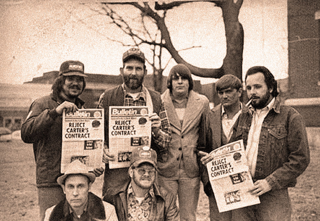 February 21, 1978 – Nationwide Coal Strike And Shuttle-Style Negotiations