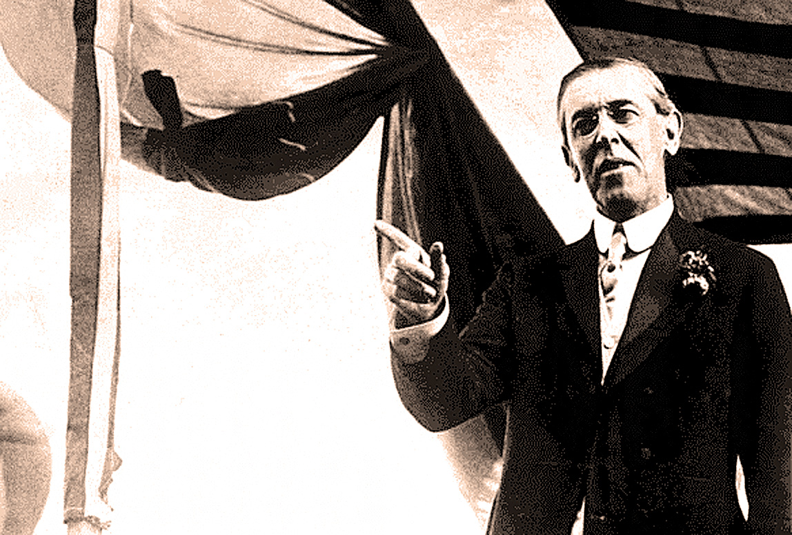 President's Day: Woodrow Wilson – The Tariff – 1912 – Past Daily: Presidents Being Presidential