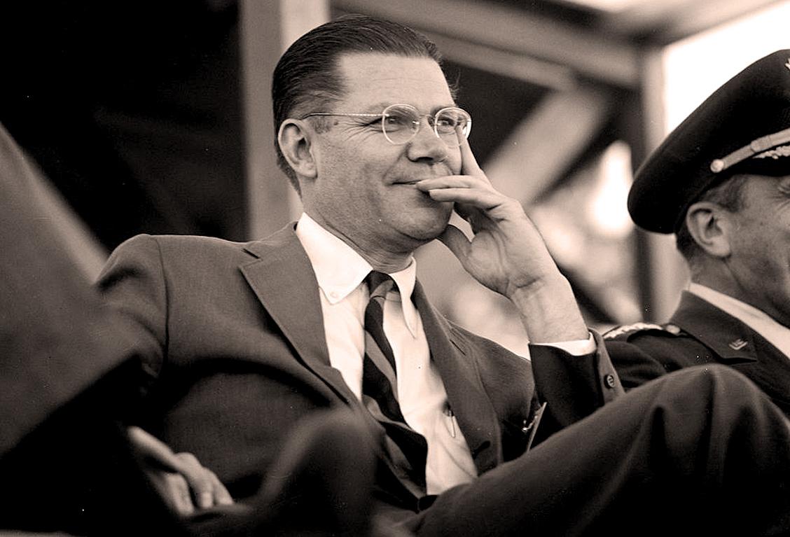 Defense Secretary McNamara Addresses The DNC Platform – 1964 – Past Daily Reference Room