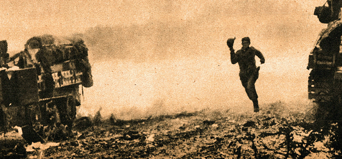 February 9, 1945 – Offensives On The Western Front In High Gear – March To Berlin