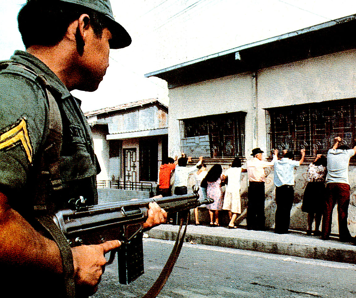 February 1, 1982 – Let Poland Be Poland – The Mounting Tragedy Of El Salvador
