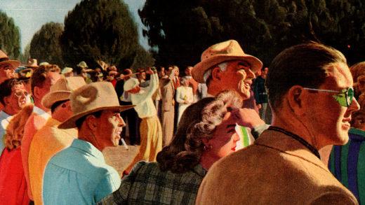 Bucolic America 1958