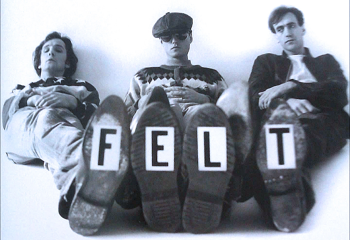 Felt In Session – 1984 – Past Daily Soundbooth