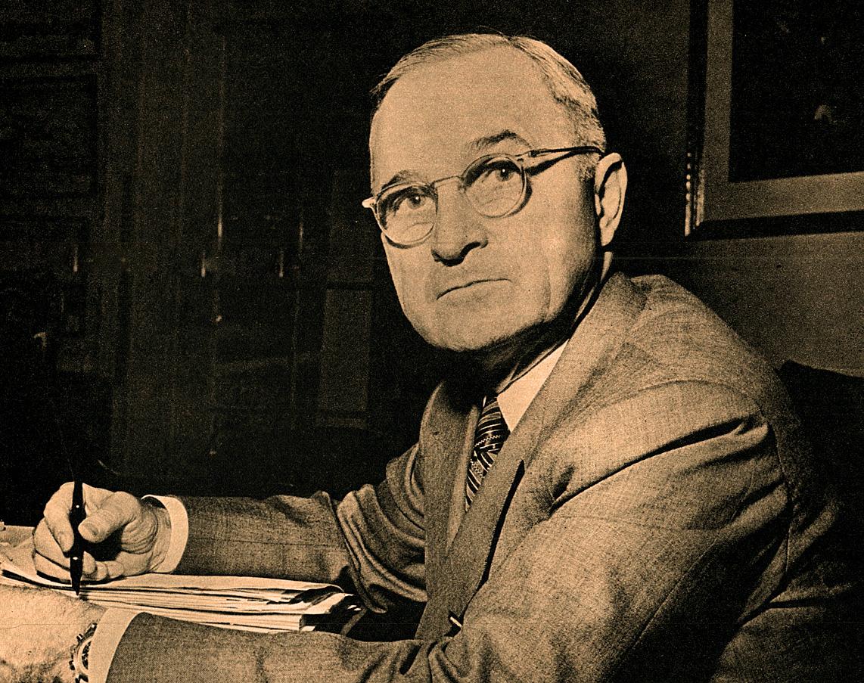 March 29, 1952 – President Truman: Jefferson-Jackson Day Dinner – Presidents Being Presidential