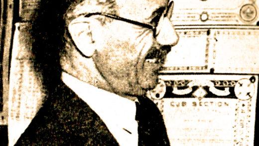 Count Teleki of Hungary 1940