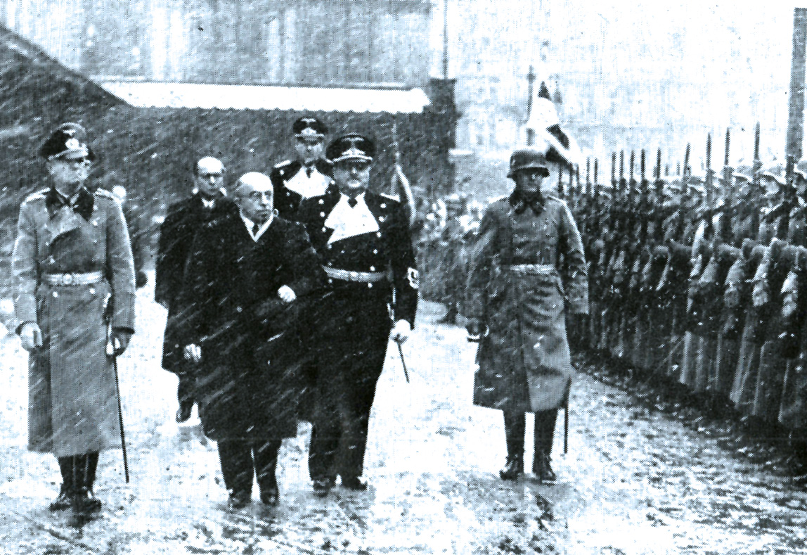 March 15, 1939 – About Ruthenia – Parcelling Off Czechoslovakia