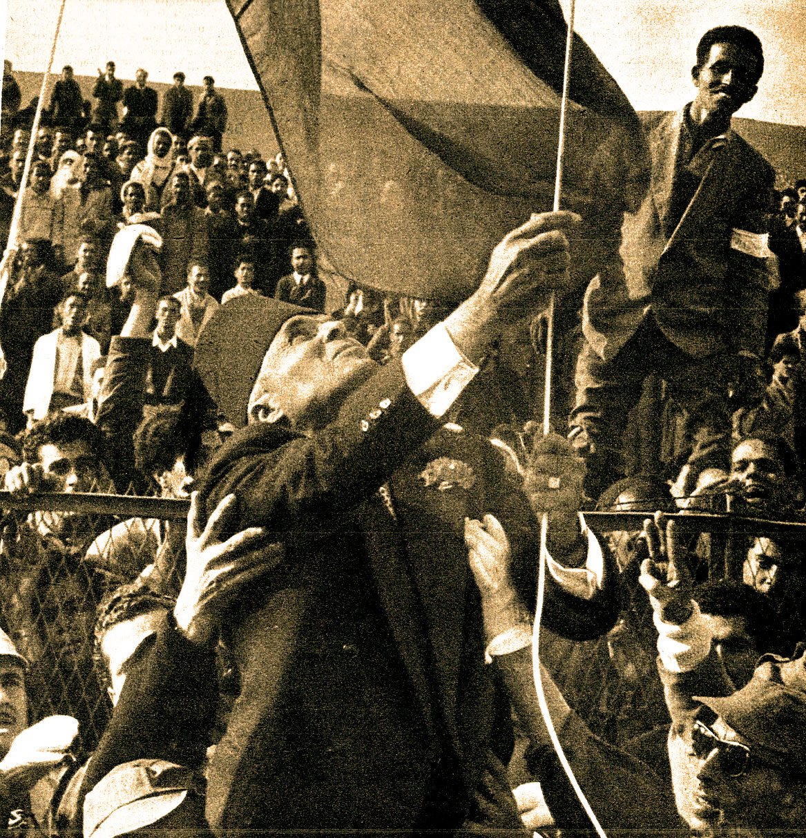 March, 1962 – Algeria Independence – Past Daily Reference Room