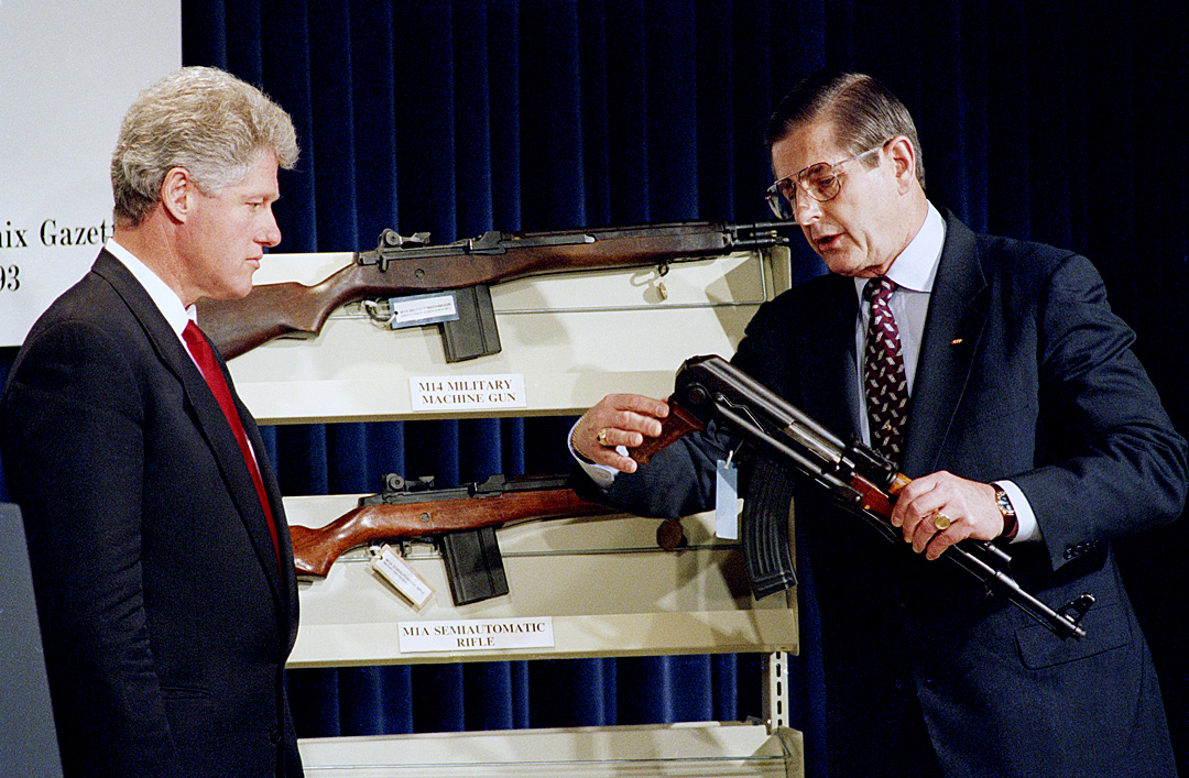 March 13, 2000 – Clinton And The NRA Gunfight – The L.A. Times Merges With The Chicago Tribune – Blame La Niña
