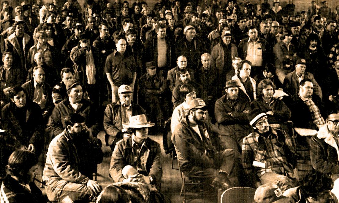 Coal Miners Strike Day 93