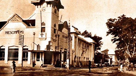 Bandong Batavia - March 8, 1942