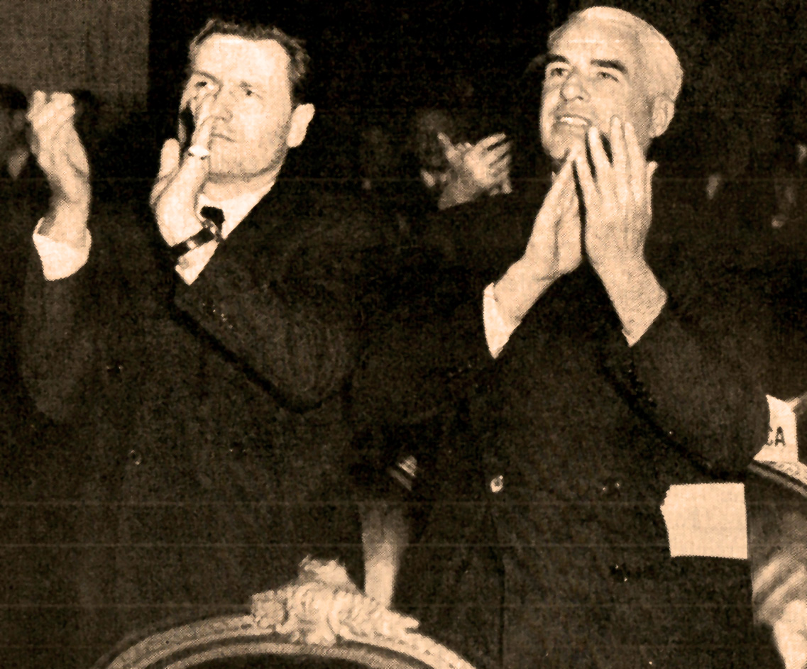 March 5, 1945 – Edward Stettinius And The United Nations – The Chapultepec Conference