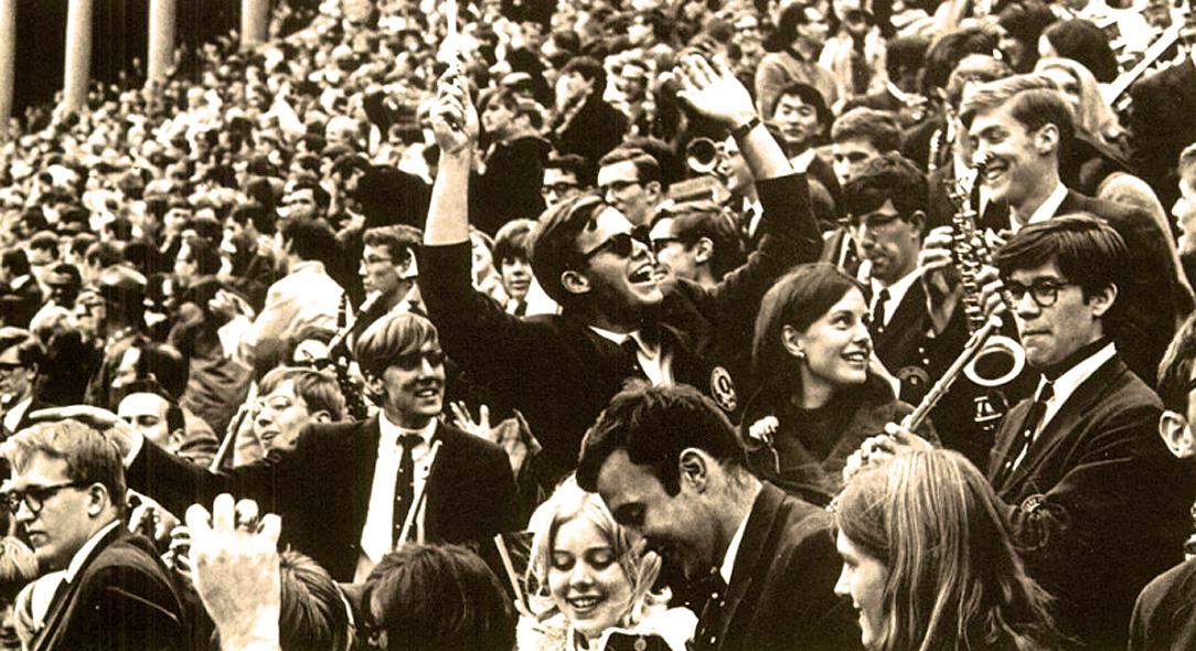 You're A Teenager – It's 1968  – You're From L.A. – You're Living In Boston – College Radio Is Bizarre