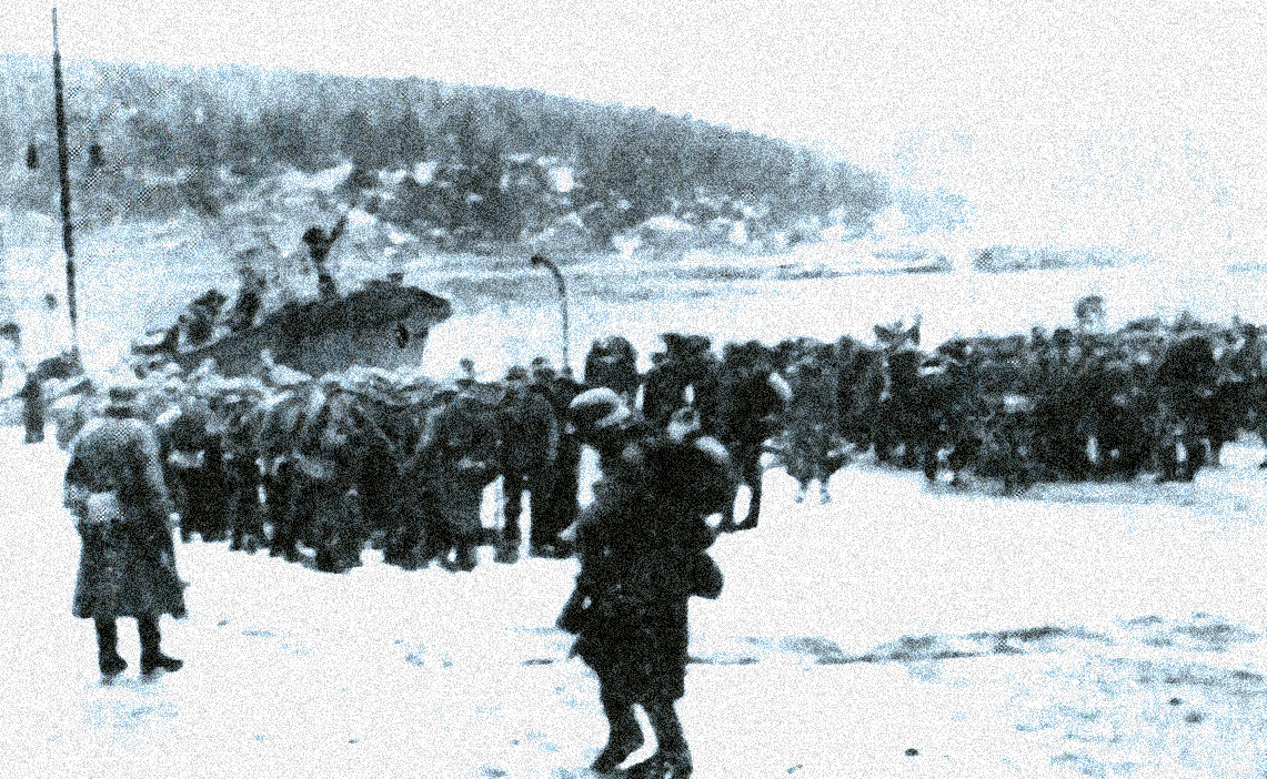 April 25, 1940 – News About Norway – German Invasion And Censorship
