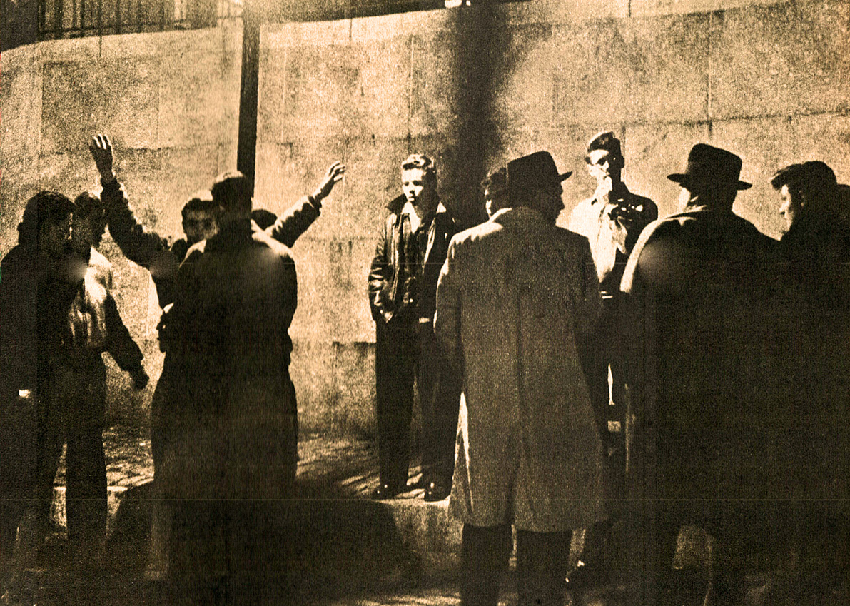 Arrest - Search and Seizure - 1956