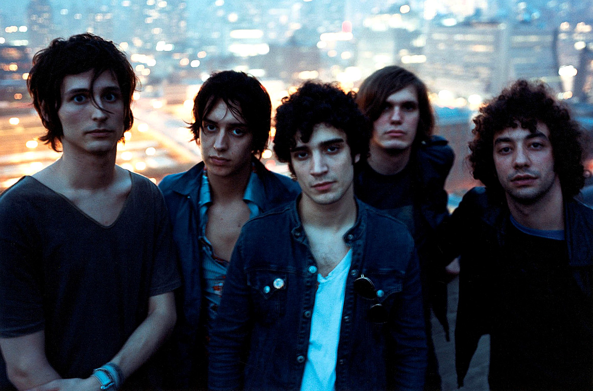 The Strokes – Live In London – 2005 – Past Daily Soundbooth