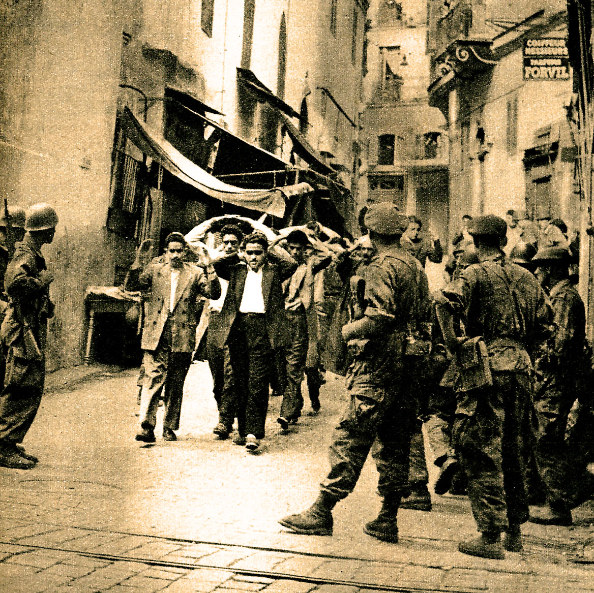 April 18, 1956 – Sniping In Israel – Endless Deaths In Algeria – Forever Hopeful At The UN