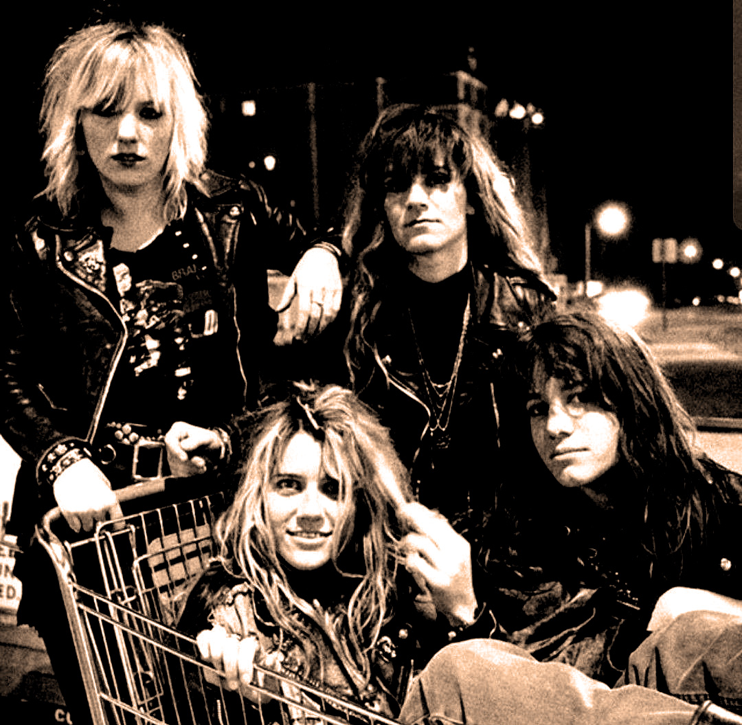 L7 Live At Norwich Waterfront – UK 1992 – Past Daily Soundbooth