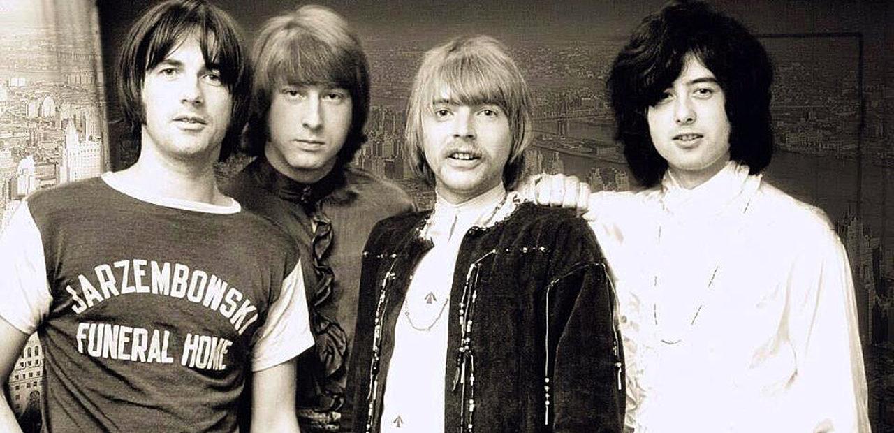 The Yardbirds - live in Stockholm