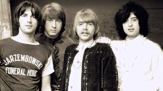 The Yardbirds - live in Stockholm