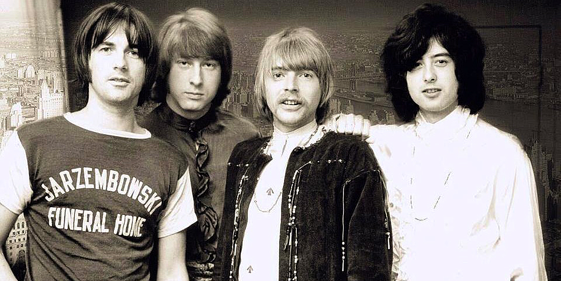 The Yardbirds – Live In Stockholm – 1967 – Past Daily Backstage Weekend