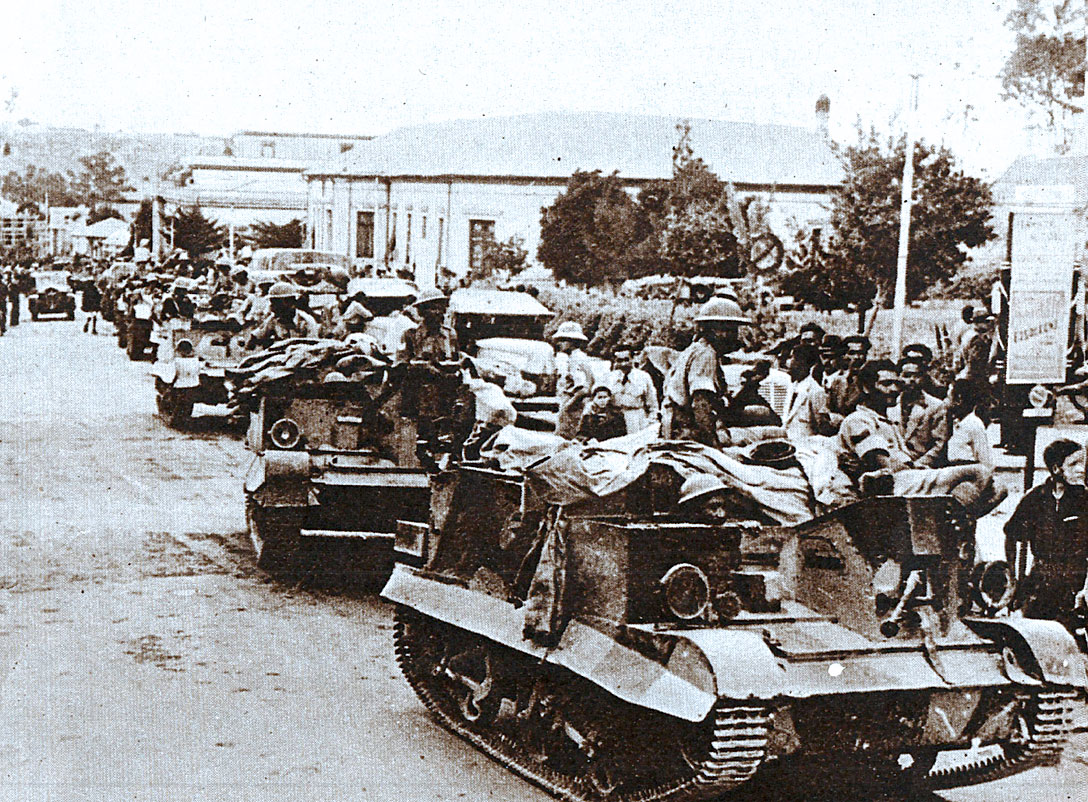 April 5, 1941 – War In Europe: Good News From Cairo – Bad News From Yugoslavia