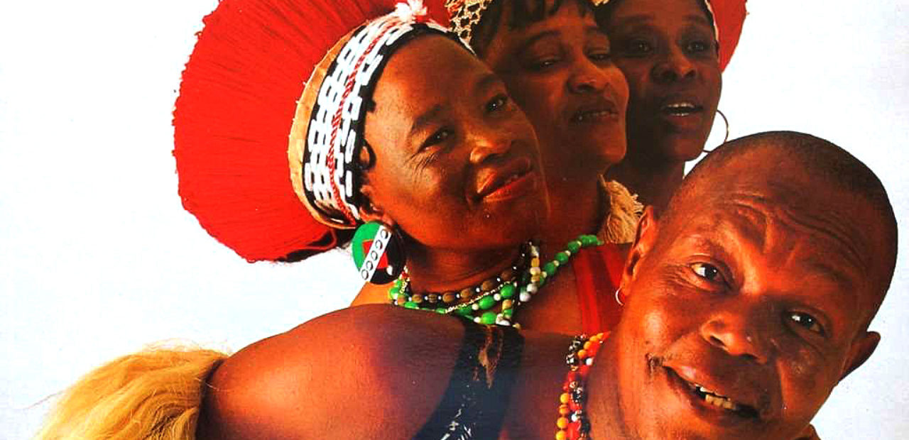 Mahlathini and The Mahotella Queens - Glastonbury 1989