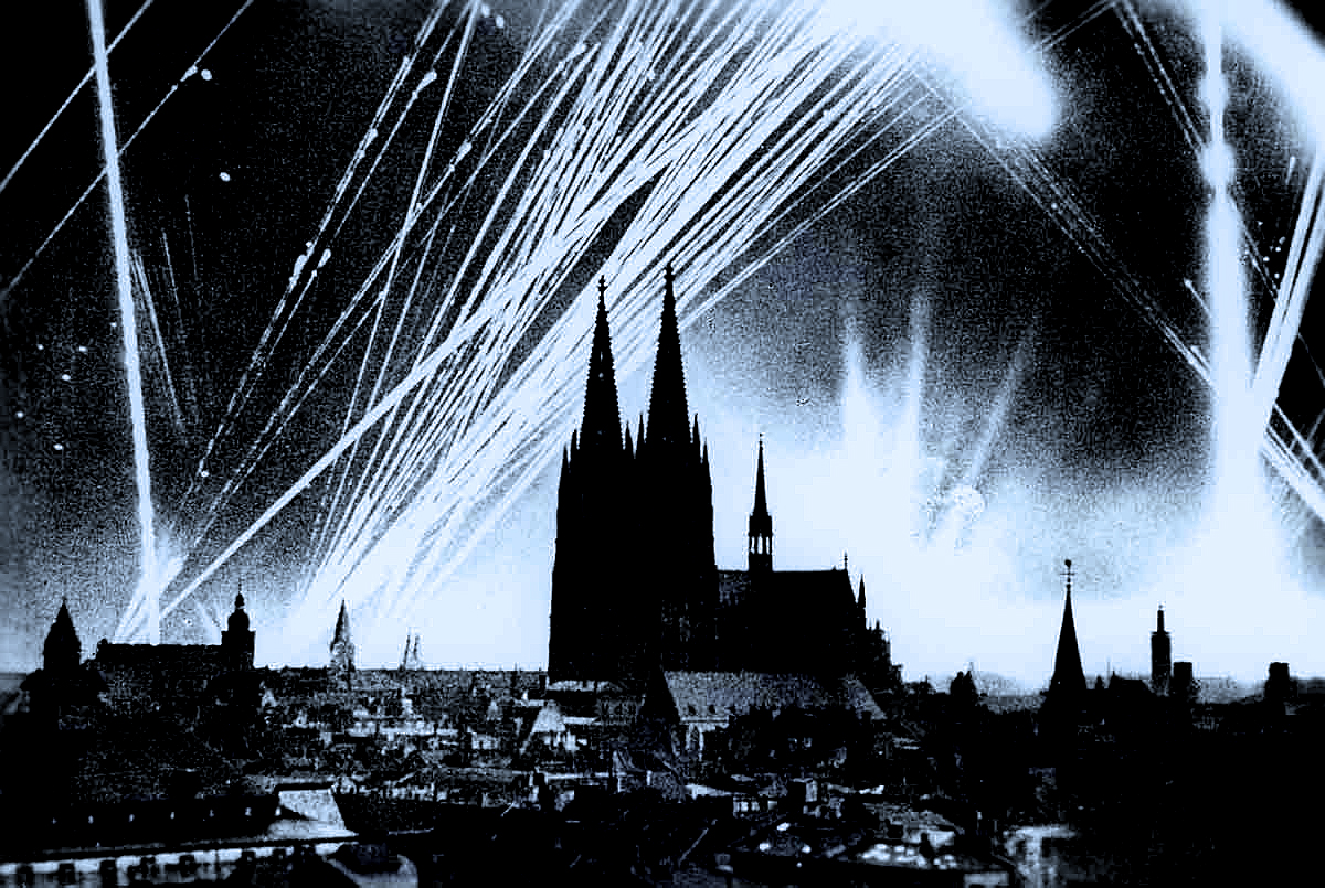 May 31, 1942 – Once Cologne: A Glimpse Of War In The Future.
