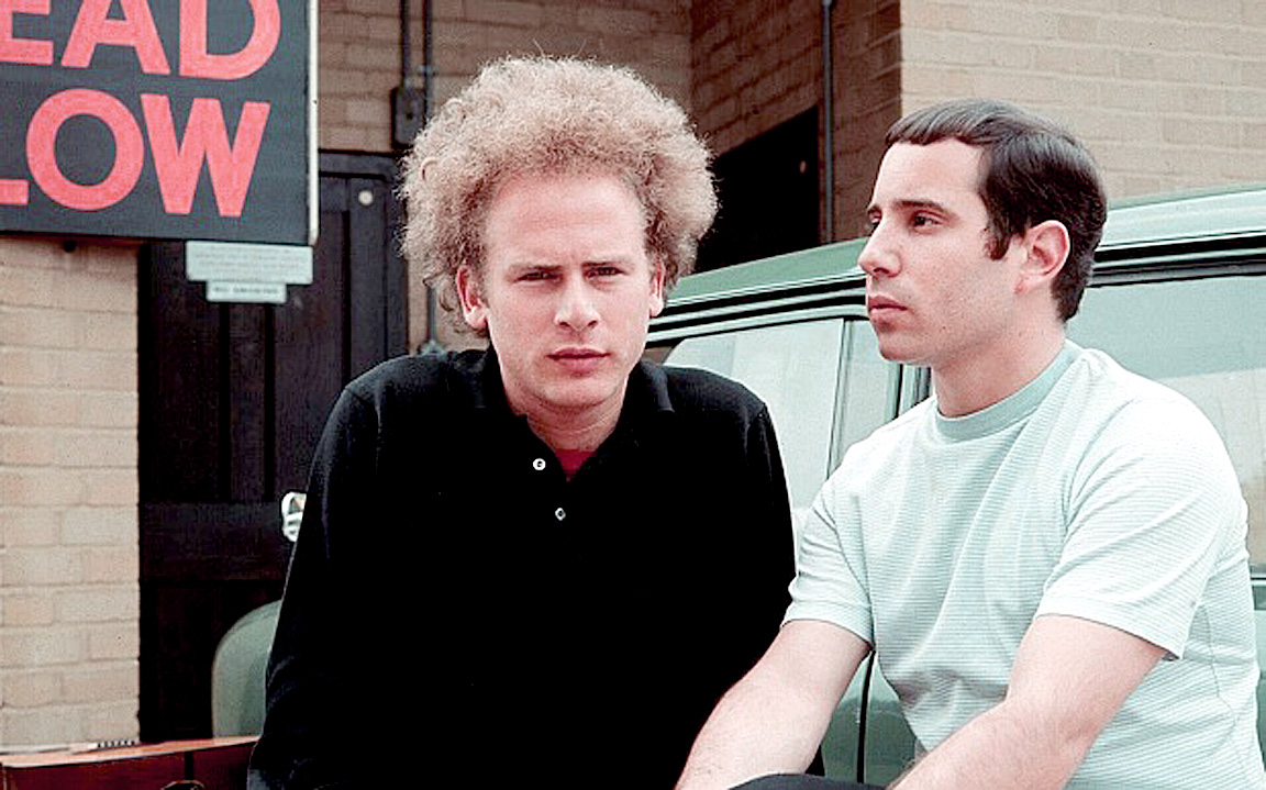 Simon & Garfunkel – Live At The Hollywood Bowl – 1968 – Past Daily Backstage Weekend