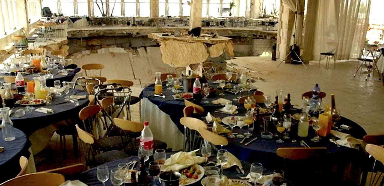 Jerusalem wedding Hall