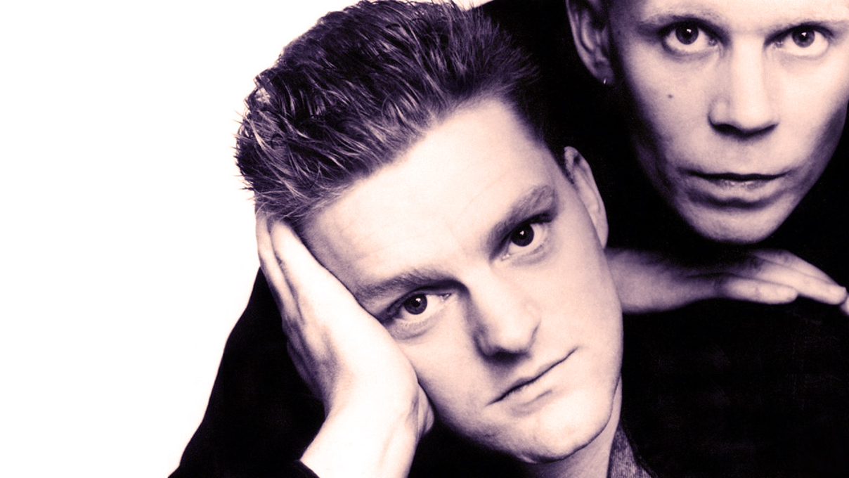 Erasure In Session – 1985 – Past Daily Soundbooth