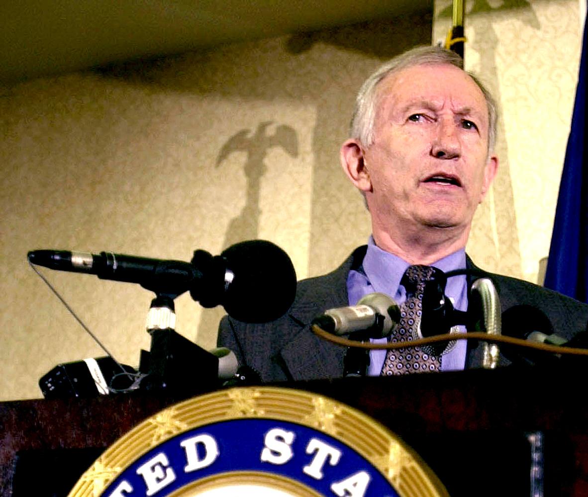 May 23, 2001 – A Seismic Senate Shift – A Senator Goes Rogue – A Tax-Cut Cometh