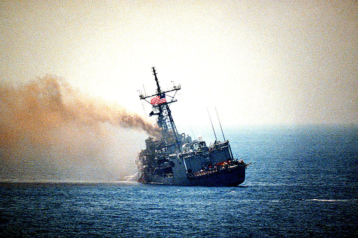 May 21, 1987 – The Stark Incident