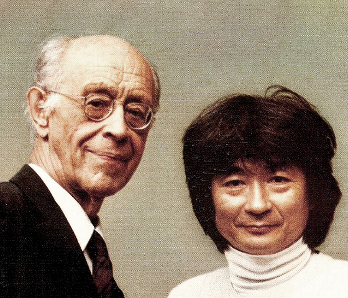 Rudolf Serkin With Seiji Ozawa And The Boston Symphony Play Music Of Beethoven And Bernstein – 1980 – Past Daily Mid-Week Concert