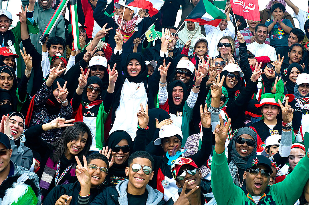 Kuwaiti Women Vote