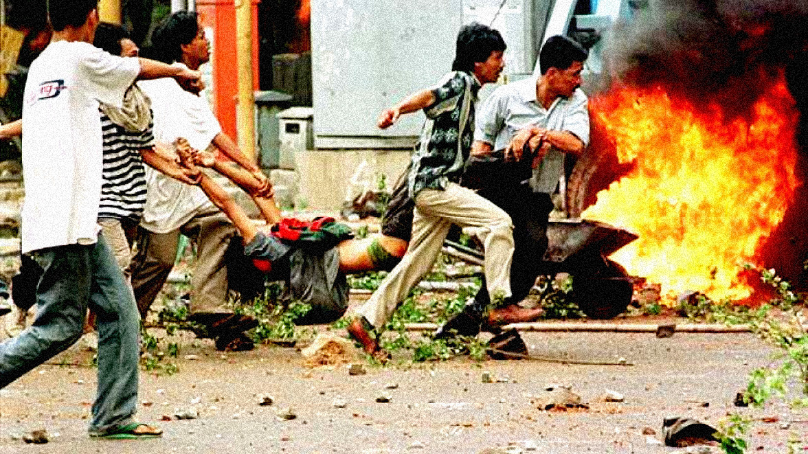May 15, 1998 – Jakarta Is Burning – The G-8 Gets Started – Women's Clinics Are Shut