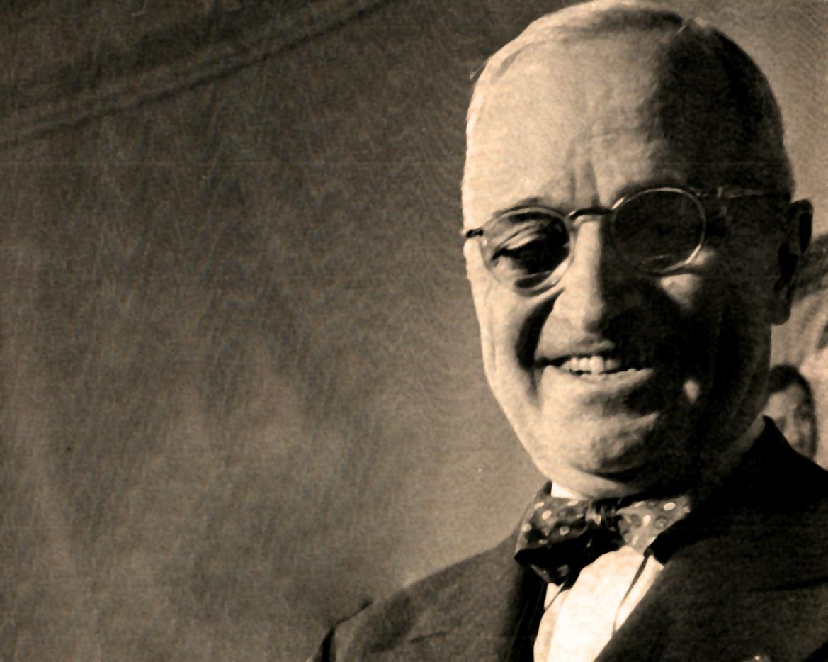 May 11, 1946 – Truman At Fordham University – Presidents Being Presidential