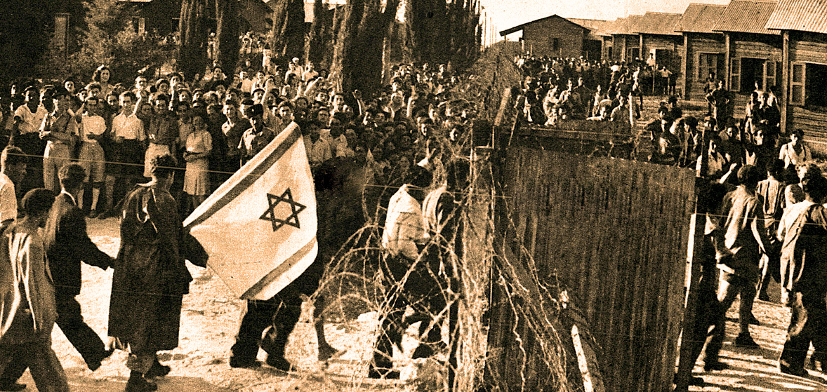 May 3, 1946 – Post-War World – Palestine: The Middle East Time Bomb