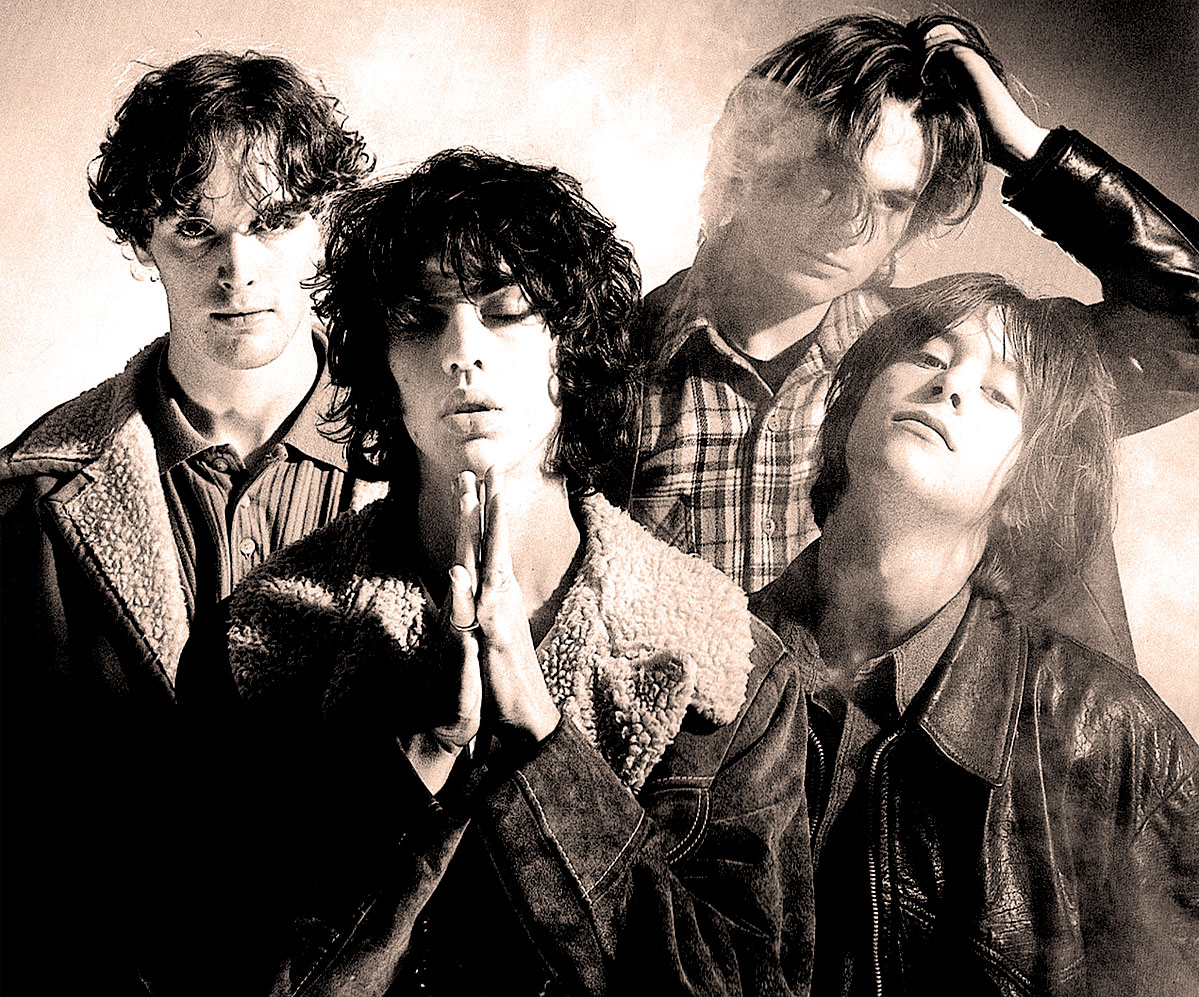 The Verve In Session – 1995 – Past Daily Soundbooth