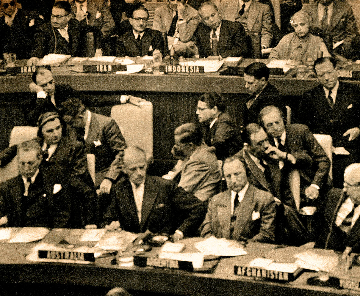 Sir Gladwyn Jebb And The United Nations Growing Pains Of 1951 – Past Daily Reference Room