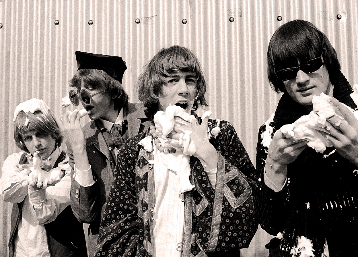 Soft Machine In Session – 1969 – Past Daily Soundbooth