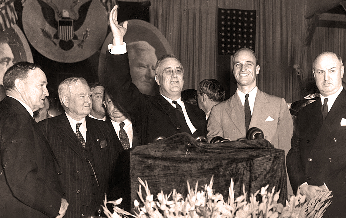 June 26, 1936 – Democratic Convention: Day 4