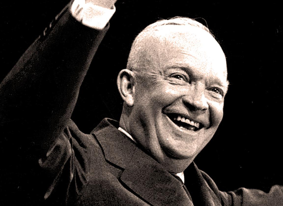 August 30, 1954 – President Eisenhower Addresses The American Legion – Reference Room