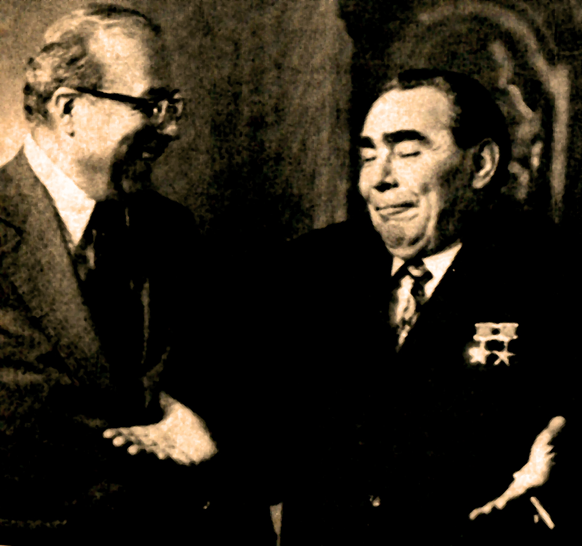 June 15, 1973 – Brezhnev Holds A Press Conference (Of Sorts) – Nixon Goes To Pekin (Illinois) – Your Gas Hog Lifestyle Is About To Change