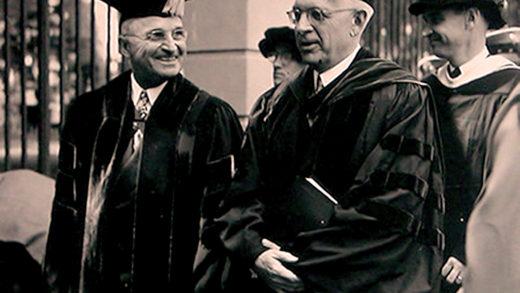 President Truman 1947