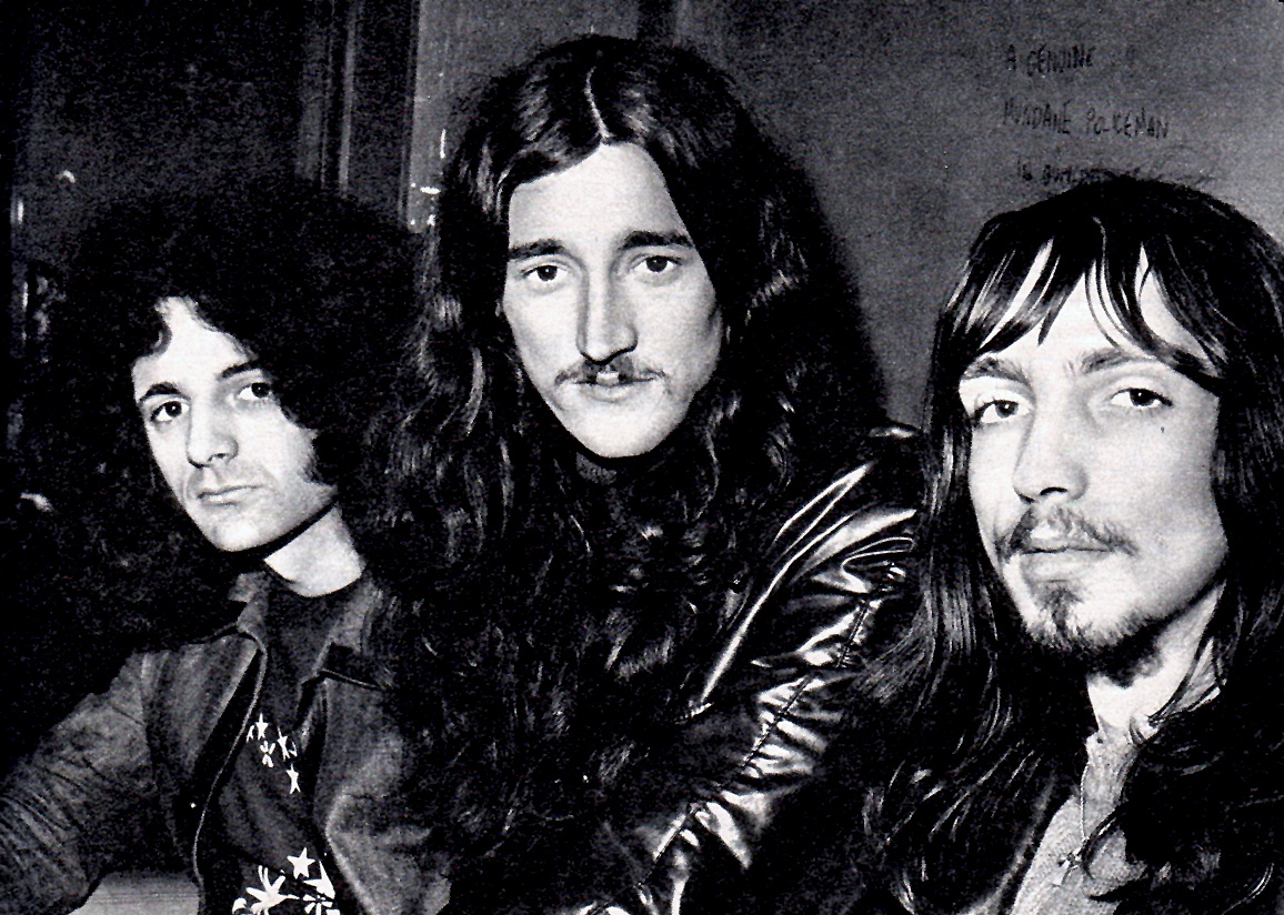 Atomic Rooster In Concert – 1972 – Past Daily Soundbooth