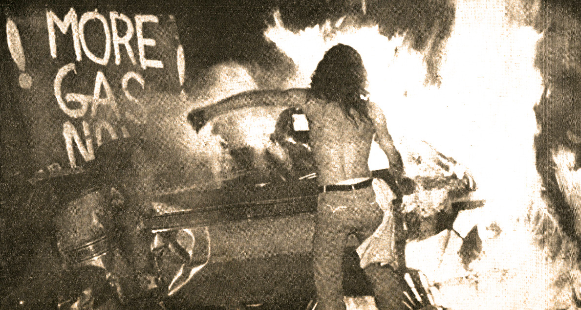 July 26, 1979 – Blame It On Gas – Blame It On Capitol Hill – Blame It On The Boat People.