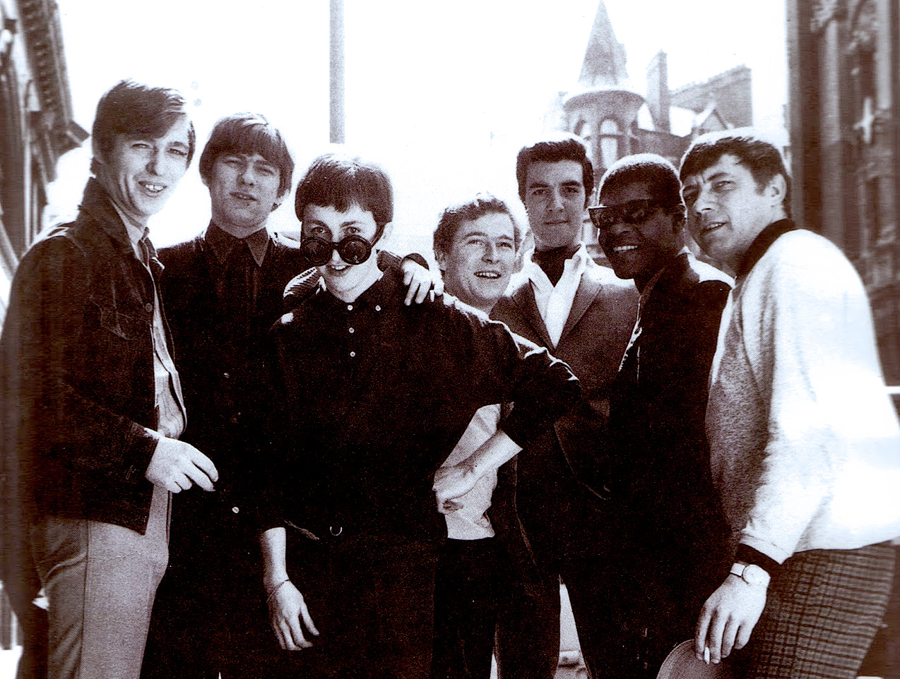 Georgie Fame and The Blue Flames